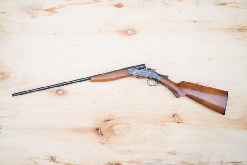 410番 単身元折式散弾銃